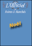Couverture dition papier de l'Officiel des foires et marchs de Nol